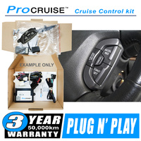 Cruise Control Kit Nissan Patrol UTE 3.0 CRDi 2008-onwards (With Genuine control switch)